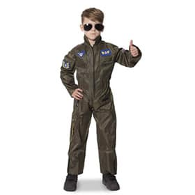 Disfraz de Top Gun para niños