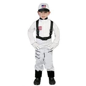 Disfraz de piloto astronauta