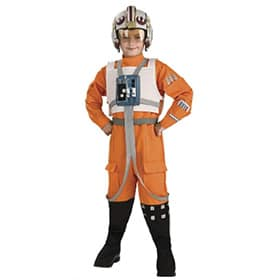Disfraz de piloto espacial