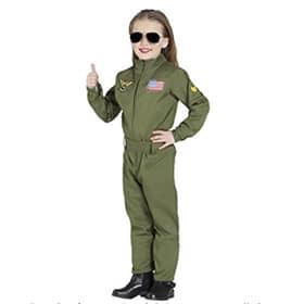 Disfraz de piloto unisex