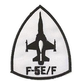 Parche piloto de F5E/F