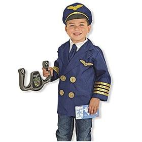 disfraz piloto niño