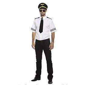 Disfraz de aviador