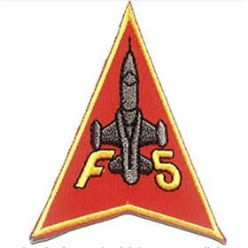 Parcha F5 bordado termoadhesivo