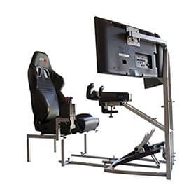 simulador de avion