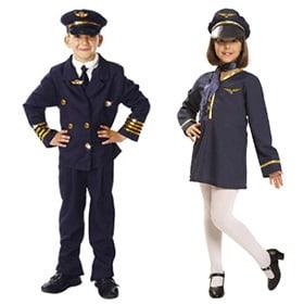 Disfraces de piloto para niños