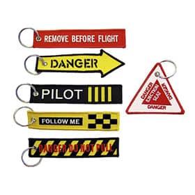 Llaveros de piloto