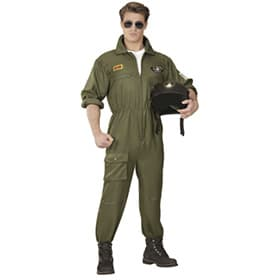 mono de piloto de combate