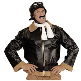 Disfraz de aviador antiguo