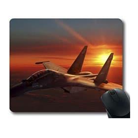 alfombrillas para mouse de aviones