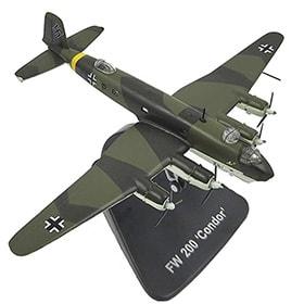 avioneta militar fw200