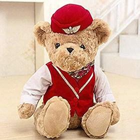 muñeco de peluche piloto