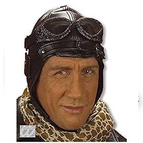 sombrero estilo aviador retro