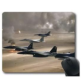 alfombrilla aviones de combate