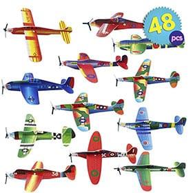 aviones de papel planeadores