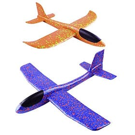 Avion de corcho