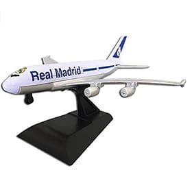 avion real madrid