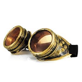 gafas de piloto antiguo