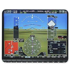 alfombrilla simulador vuelo