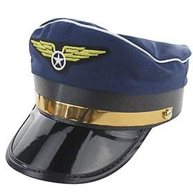 gorra disfraz piloto