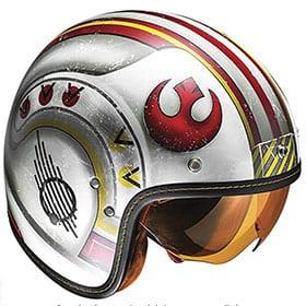 casco de ciencia ficcion