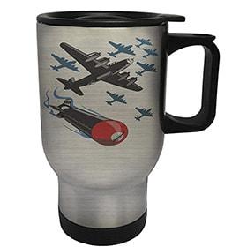taza de bomba atomica