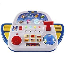 cabina de avion de juguete