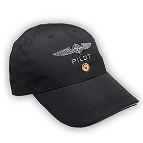 gorra de piloto casual