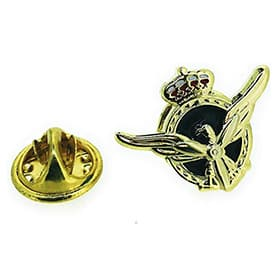 pin de piloto aviador